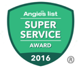 Angie's List Super Service Award for Handyman Services